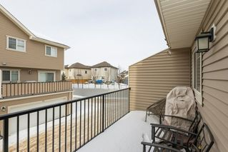 Photo 35: 15 675 ALBANY Way in Edmonton: Zone 27 Townhouse for sale : MLS®# E4188947