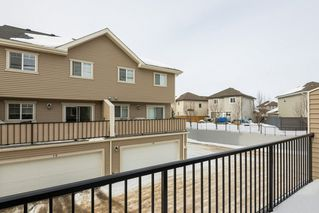 Photo 36: 15 675 ALBANY Way in Edmonton: Zone 27 Townhouse for sale : MLS®# E4188947
