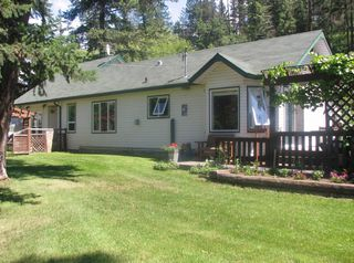 Main Photo: 4348 Barriere Town Road in Barriere: BA House for sale (NE)  : MLS®# 156280