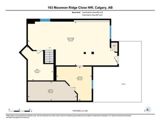 Photo 49: 163 MACEWAN RIDGE Close NW in Calgary: MacEwan Glen Detached for sale : MLS®# C4299982