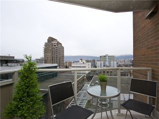"Photo 17: 706 1575 W 10TH Avenue in Vancouver: Fairview VW Condo for sale in ""THE TRITON"" (Vancouver West)  : MLS®# V1020833"