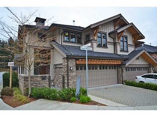 Photo 1: 1 555 Raven Woods Drive in North Vancouver: Roche Point Townhouse for sale : MLS®# V1042218