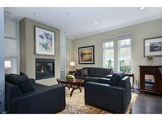 Photo 5: 1 555 Raven Woods Drive in North Vancouver: Roche Point Townhouse for sale : MLS®# V1042218