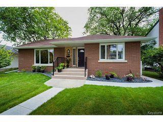 Photo 1:  in WINNIPEG: River Heights / Tuxedo / Linden Woods Residential for sale (South Winnipeg)  : MLS®# 1420084