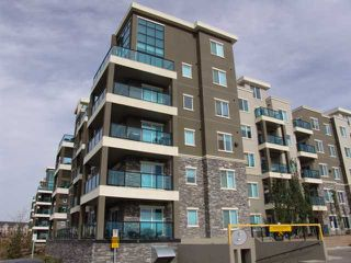 Photo 1: # 408 1238 WINDERMERE WY in Edmonton: Zone 56 Condo for sale : MLS®# E3391418