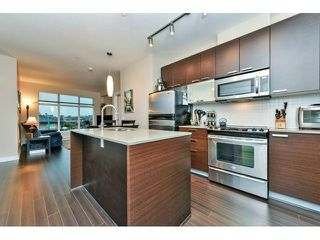 Photo 1: # 317 18818 68TH AV in Surrey: Clayton Condo for sale (Cloverdale)  : MLS®# F1438129