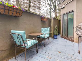Photo 10: 206 1106 PACIFIC STREET in Vancouver: West End VW Condo for sale (Vancouver West)  : MLS®# R2150323