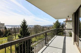 """Photo 15: 703 114 W KEITH Road in North Vancouver: Central Lonsdale Condo for sale in """"Ashby House"""" : MLS®# R2426357"""