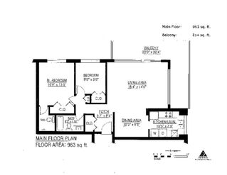 """Photo 20: 703 114 W KEITH Road in North Vancouver: Central Lonsdale Condo for sale in """"Ashby House"""" : MLS®# R2426357"""