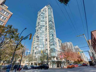 "Main Photo: 2603 1155 HOMER Street in Vancouver: Yaletown Condo for sale in ""Yaletown"" (Vancouver West)  : MLS®# R2438291"