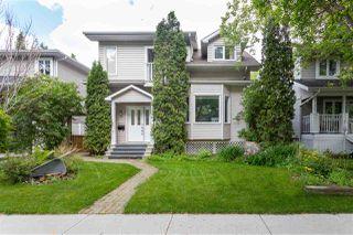 Main Photo: 9031 93 Street in Edmonton: Zone 18 House for sale : MLS®# E4202363