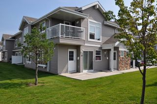 Photo 1: 85 150 EDWARDS Drive in Edmonton: Zone 53 Carriage for sale : MLS®# E4204809