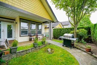 "Photo 37: 37 8250 158 Street in Surrey: Fleetwood Tynehead Townhouse for sale in ""MONTROSE"" : MLS®# R2480308"