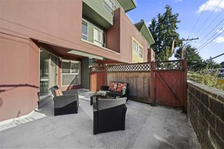 """Photo 19: 20 3477 COMMERCIAL Street in Vancouver: Victoria VE Townhouse for sale in """"La Villa"""" (Vancouver East)  : MLS®# R2497921"""