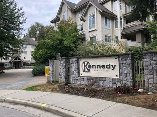 """Main Photo: 128 1252 TOWN CENTRE Boulevard in Coquitlam: Canyon Springs Condo for sale in """"THE KENNEDY"""" : MLS®# R2500828"""