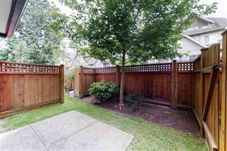 """Photo 22: 14 9391 ALBERTA Road in Richmond: McLennan North Townhouse for sale in """"WILD ROSE"""" : MLS®# R2510919"""