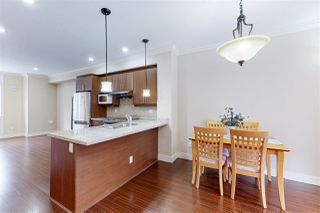 """Photo 4: 14 9391 ALBERTA Road in Richmond: McLennan North Townhouse for sale in """"WILD ROSE"""" : MLS®# R2510919"""