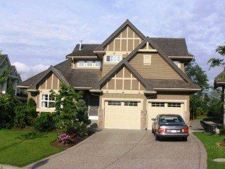 Photo 1: 3368 157A Street in South Surrey: Morgan Creek Home for sale ()  : MLS®# F2613523