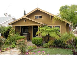 Photo 1: HILLCREST House for sale : 2 bedrooms : 3722 Richmond Street in San Diego