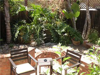 Photo 14: HILLCREST House for sale : 2 bedrooms : 3722 Richmond Street in San Diego