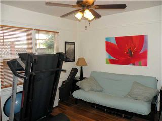 Photo 12: HILLCREST House for sale : 2 bedrooms : 3722 Richmond Street in San Diego