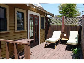 Photo 13: HILLCREST House for sale : 2 bedrooms : 3722 Richmond Street in San Diego