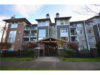 "Photo 1: 319 6888 SOUTHPOINT Drive in Burnaby: South Slope Condo for sale in ""CORTINA"" (Burnaby South)  : MLS®# V980597"