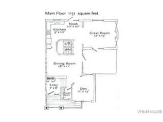 Photo 2: 518 Caselton Pl in VICTORIA: SW Royal Oak House for sale (Saanich West)  : MLS®# 324753