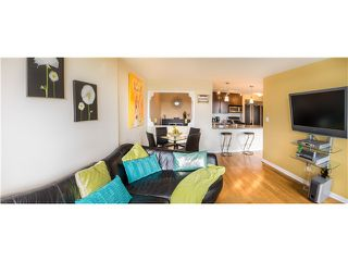 Photo 4: # 710 58 KEEFER PL in Vancouver: Downtown VW Condo for sale (Vancouver West)  : MLS®# V1066001