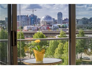 Photo 1: # 710 58 KEEFER PL in Vancouver: Downtown VW Condo for sale (Vancouver West)  : MLS®# V1066001