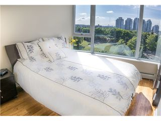 Photo 8: # 710 58 KEEFER PL in Vancouver: Downtown VW Condo for sale (Vancouver West)  : MLS®# V1066001