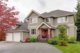 Photo 1: 150 HEMLOCK DRIVE: Anmore House for sale (Port Moody)  : MLS®# R2056865