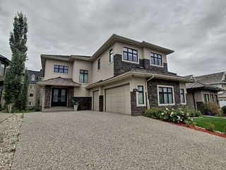 Main Photo: 4010 MacTaggart Drive in Edmonton: Zone 14 House for sale : MLS®# E4170729