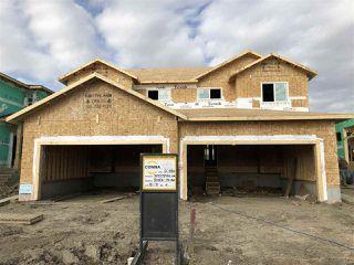 Photo 1: 8014 174 Avenue NW in Edmonton: Zone 28 House Half Duplex for sale : MLS®# E4173904