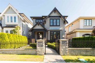 "Main Photo: 8132 SHAUGHNESSY Street in Vancouver: Marpole House for sale in ""VVVMR"" (Vancouver West)  : MLS®# R2435793"
