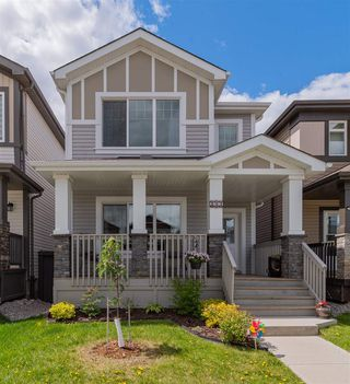 Main Photo: 859 Cy Becker Drive in Edmonton: Zone 03 House for sale : MLS®# E4200663