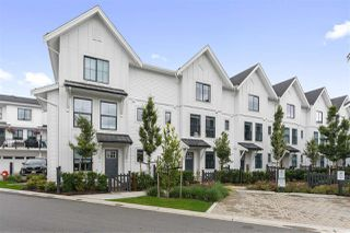 "Photo 1: 17 5945 176A ST Street in Surrey: Cloverdale BC Townhouse for sale in ""Crimson"" (Cloverdale)  : MLS®# R2470381"