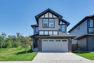 Photo 1: 523 MERLIN Landing in Edmonton: Zone 59 House for sale : MLS®# E4208124