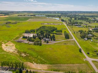 Photo 38: 17ac NORTH of DUNBOW Rd 48 Street: Rural Foothills County Land for sale : MLS®# A1025960