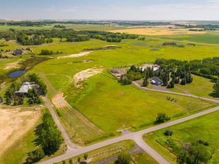 Photo 4: 17ac NORTH of DUNBOW Rd 48 Street: Rural Foothills County Land for sale : MLS®# A1025960
