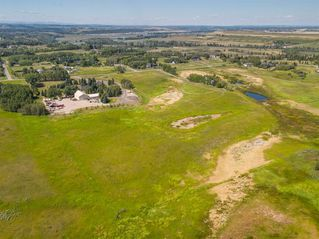 Photo 3: 17ac NORTH of DUNBOW Rd 48 Street: Rural Foothills County Land for sale : MLS®# A1025960