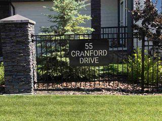 Photo 2: 17 55 Cranford Drive: Sherwood Park House Half Duplex for sale : MLS®# E4211731