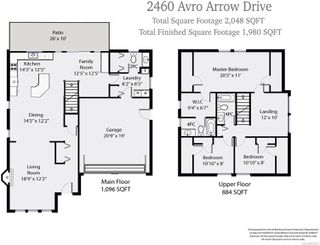 Photo 12: 2460 Avro Arrow Dr in : CV Comox (Town of) House for sale (Comox Valley)  : MLS®# 854271