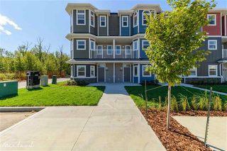 Main Photo: 23 150 Everitt Drive N: St. Albert Townhouse for sale : MLS®# E4217583