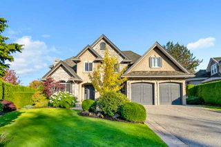 Main Photo: 16355 LINCOLN WOODS Court in Surrey: Morgan Creek House for sale (South Surrey White Rock)  : MLS®# R2508948