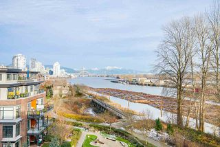 "Photo 1: 411 262 SALTER Street in New Westminster: Queensborough Condo for sale in ""PORTAGE"" : MLS®# R2528090"