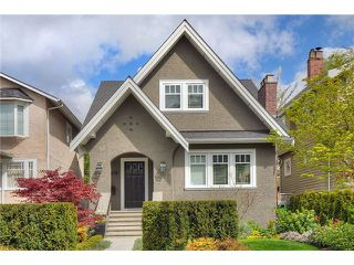 "Photo 1: 2479 W 47TH Avenue in Vancouver: Kerrisdale House for sale in ""KERRISDALE"" (Vancouver West)  : MLS®# V942222"