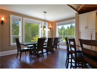 "Photo 5: 3366 RED ALDER Place in Coquitlam: Burke Mountain House for sale in ""BIRCHWOOD ESTATES"" : MLS®# V950690"