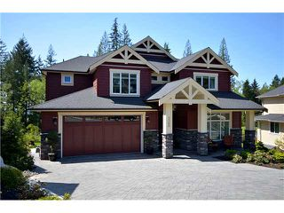 "Photo 1: 3366 RED ALDER Place in Coquitlam: Burke Mountain House for sale in ""BIRCHWOOD ESTATES"" : MLS®# V950690"