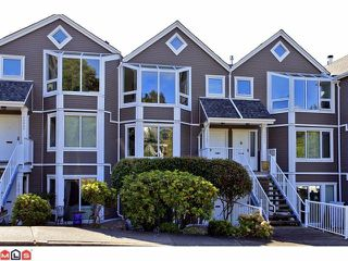 Photo 1: 14848 BEACHVIEW Avenue: White Rock Townhouse for sale (South Surrey White Rock)  : MLS®# F1223588